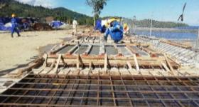 Gallery BULK CARRIER SPECIAL WHARF PROJECT CONSTRUCTION, NORTH MALUKU 3 picture17