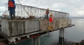 Gallery BULK CARRIER SPECIAL WHARF PROJECT CONSTRUCTION, NORTH MALUKU 7 picture21